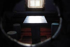 """Perm-36, una cella della """"detenzione speciale"""" (foto Wikicommons, utente Wulfstan)"""