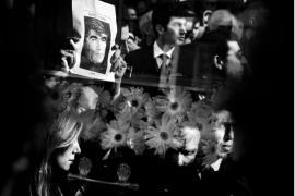 I funerali di Hrant Dink (foto di Kathryn Crook per Facing History)
