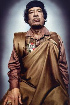 L'ombra di Gheddafi incombe ancora sulla Libia (foto di Braia Ninu)