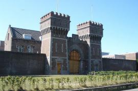 La prigione di Scheveningen in Olanda, dove sono detenuti i criminali di guerra (foto di Jvhertum)