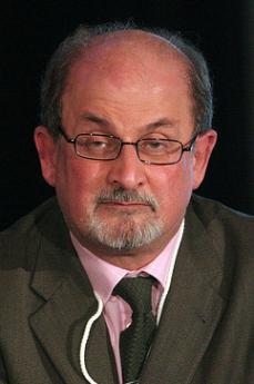 Lo scrittore perseguitato Salman Rushdie (foto di canada.2020)