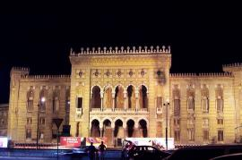 La Biblioteca Nazionale di Sarajevo (foto di blandm)