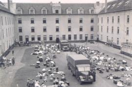 Il quartiere di Dossin nel 1942