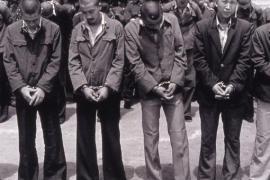 Prigionieri dei campi di lavoro cinesi (foto di Laogai Book Slideshow)