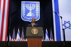 Obama a Gerusalemme (foto AP)