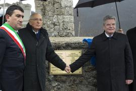 I due presidenti a Sant'Anna
