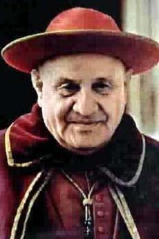 Papa Giovanni XXIII, al secolo Angelo Giuseppe Roncalli (foto di AsiaNews)