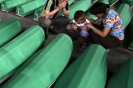 Sacrario di Srebrenica (foto di rt)