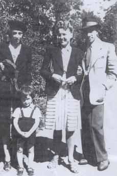 Avraham Horowitz e Regina Swida (foto di Yad Vashem)