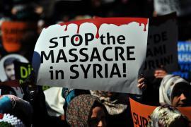 Fermate il massacro in Siria!
