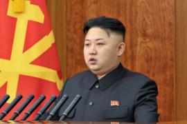 Il dittatore nordcoreano Kim Jong Un (foto di Daily Wired)