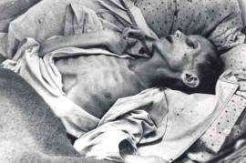 Una vittima della Grande Carestia in Ucraina (foto di orpheus)