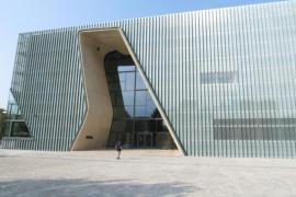 Il nuovissimo Museo degli ebrei polacchi (foto di Carolina Figini, 2013)
