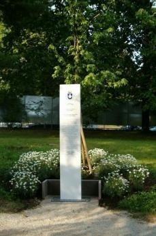 L'albero dedicato a Perlasca