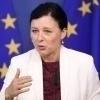 Vera Jourová, giurista e politica ceca, vicepresidente della Commissione europea per le politiche sui valori e sulla trasparenza