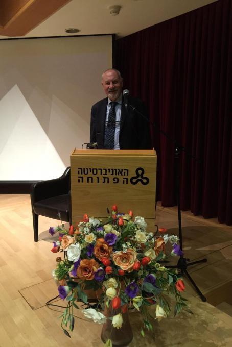 Il Console onorario d'Armenia Pietro Kuciukian
