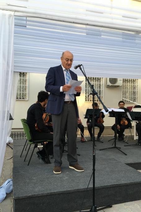 L'intervento del presidente di Gariwo Gabriele Nissim