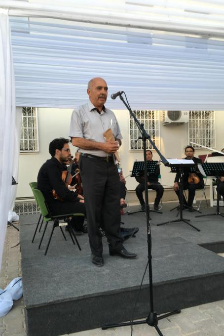 L'intervento del premio Nobel Abdessatar Ben Moussa