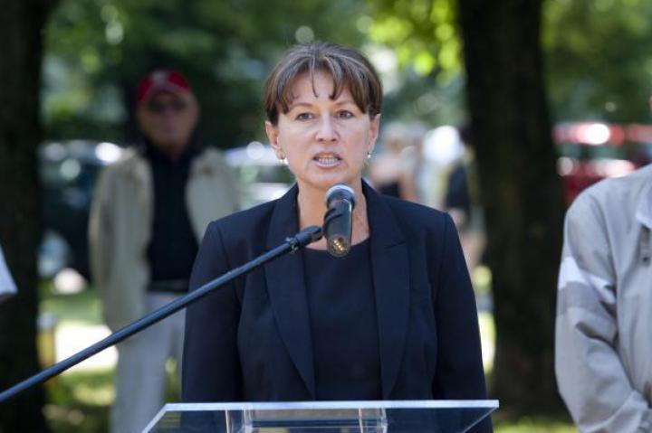Urszula Kierzkowska - sindaco del distretto di Wola, Varsavia