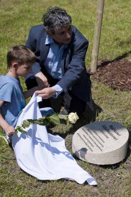 Aleksander Edelman - figlio di Marek Edelman