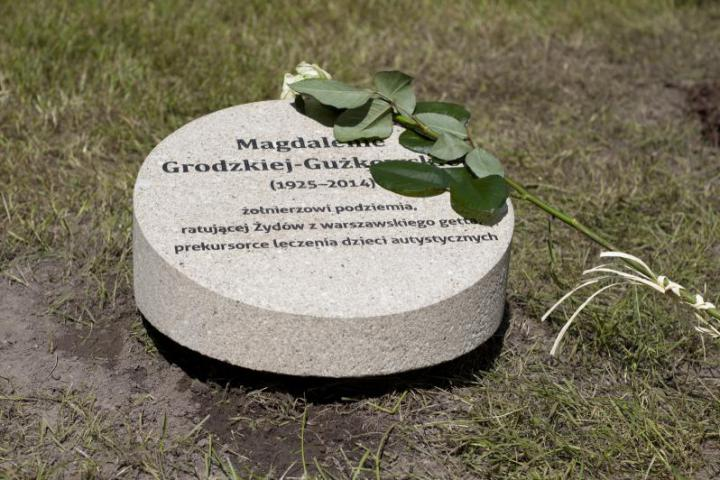Cippo per Magdalena Grodzka-Guzkowska