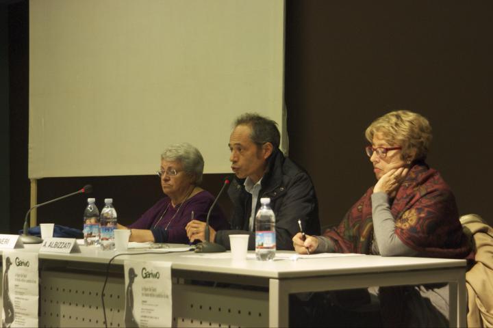 Nadia Neri, Alessandro Albizzati e Ulianova Radice