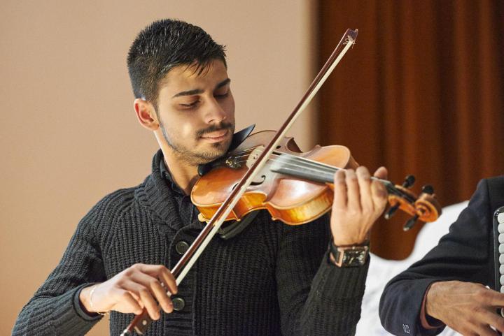La musica dell'Orchestra dei Popoli