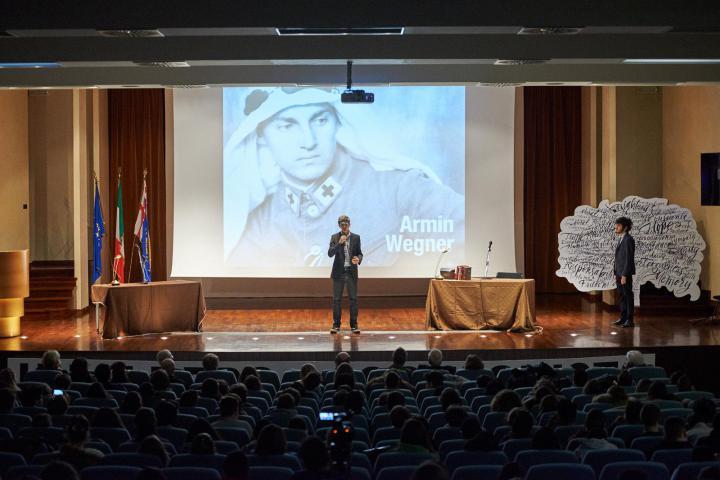 Il ricordo di Armin T. Wegner