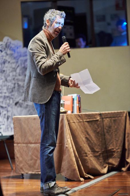 Paolo Kessisoglu, attore e conduttore televisivo