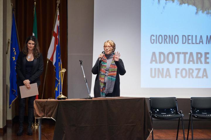 Ulianova Radice annuncia i nuovi Giusti del Giardino di Milano