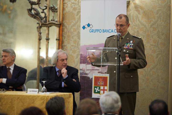 Riccardo Marchiò, Comandante del Corpo d'Armata di Reazione Rapida della NATO in Italia