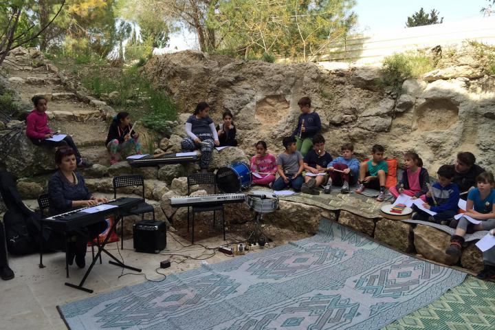 L'orchestra dei bambini di Neve Shalom - 10 marzo