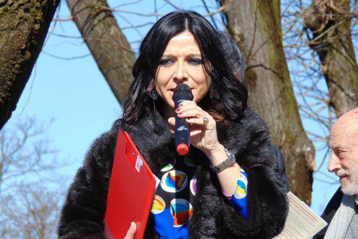 Francesca Nodari, direttore scientifico Filosofi Lungo l'Oglio