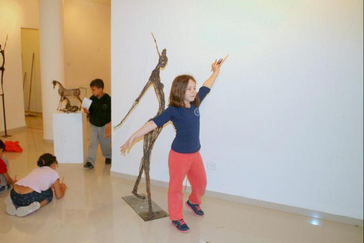 Nel Museo