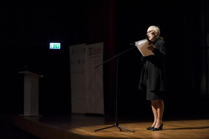 Maja Komorowska, attrice polacca