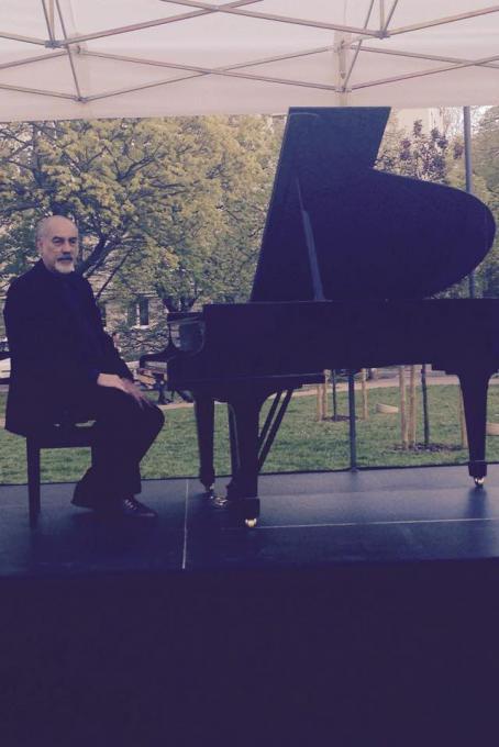 Il maestro Gaetano Liguori