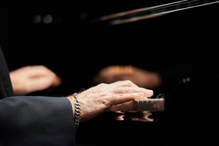 """L'esecuzione de """"Il tempo dei Giusti"""" del Maestro Liguori"""