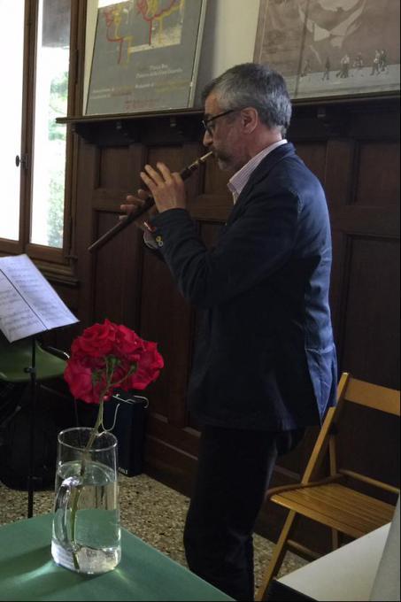 Il Maestro Aram Ipekdjian