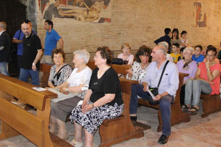 i parenti delle famiglie Talamonti, Piersimoni e Ciabattoni