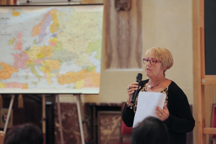 L'intervento di Ulianova Radice, direttore di Gariwo