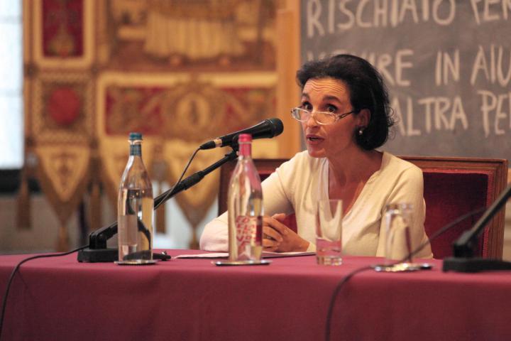 Daniela Dana Tedeschi, vicepresidente Associazione Figli della Shoah