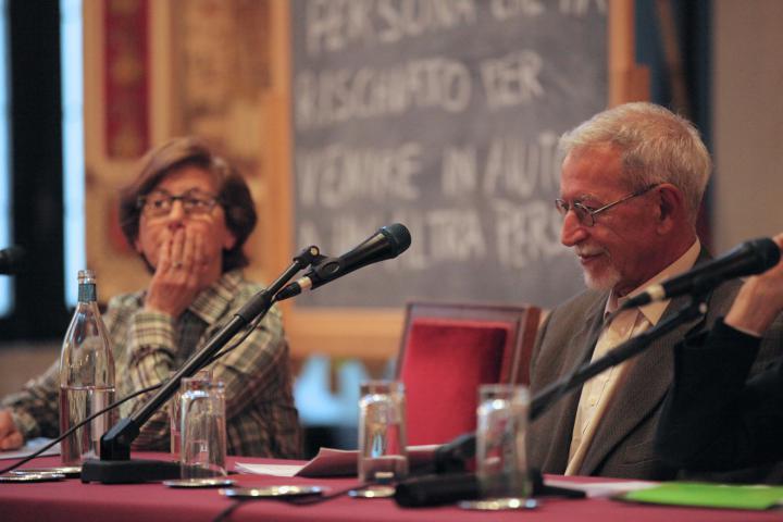 Rosanna Montano e Salvatore Pennisi, Commissione didattica Gariwo