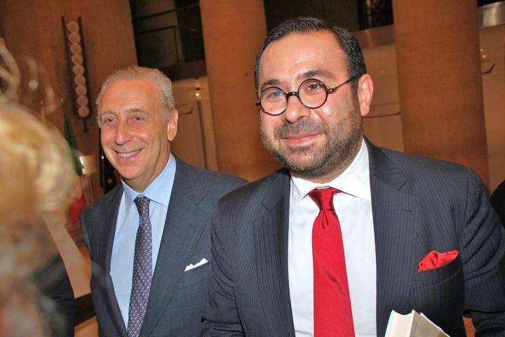 L'Ambasciatore d'Armenia in Italia Sargis Ghazaryan