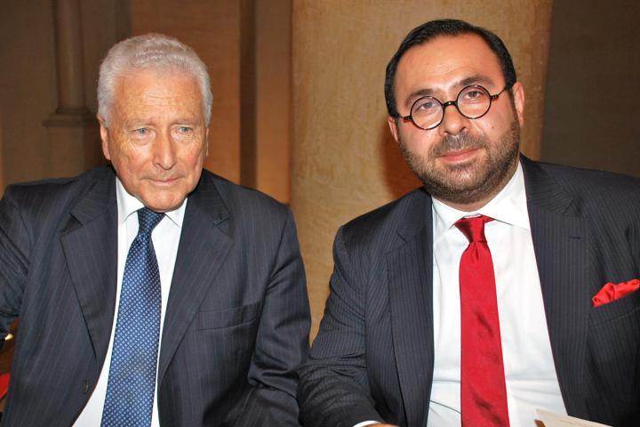 Renzo Gattegna, presidente UCEI, e Sargis Ghazaryan