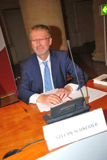 Stefan Schneider, consigliere culturale Ambasciata di Germania