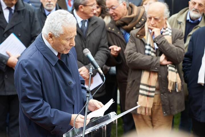 Renzo Gattegna, Presidente Unione Comunità Ebraiche Italiane