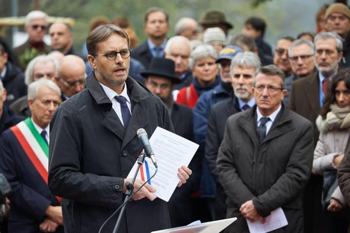 Olivier Brochet, Console Generale di Francia a Milano