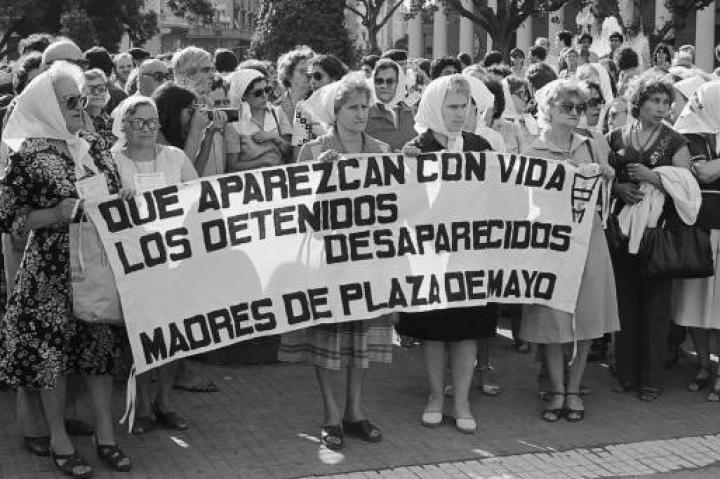 Le Madri di Plaza de Mayo - © Copyright Diario Popular