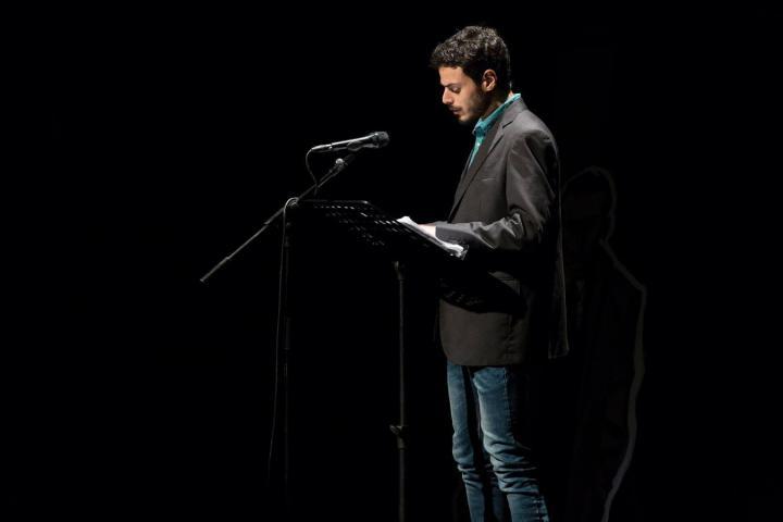 """Lorenzo Randazzo, attore de """"I cento passi"""""""