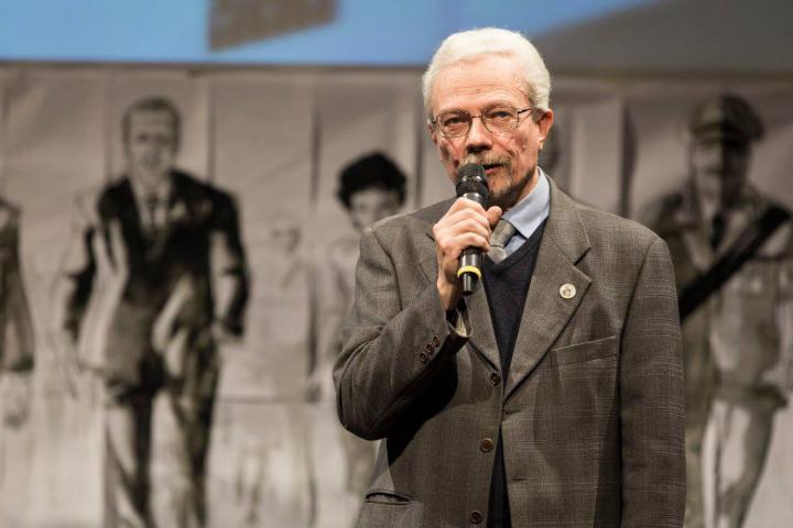 Luigi F. Bona, direttore di WOW! Spazio Fumetto